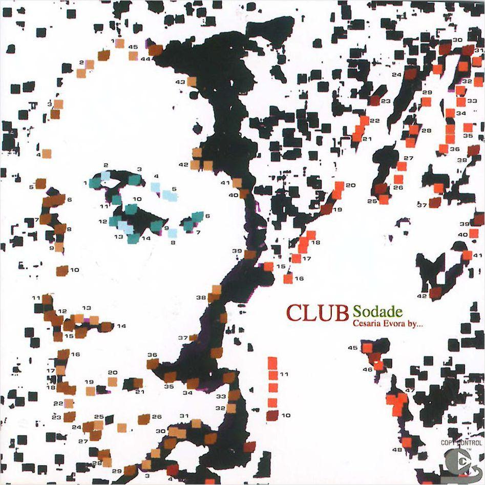 Cesaria Evora – Club Sodate (2 LP)Cesaria Evora – Club Sodate – изданный на виниле альбом певицы с островов Зелёного Мыса.<br>