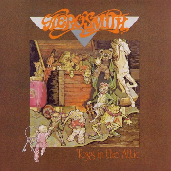 Aerosmith – Toys In The Attic (LP) виниловая пластинка aerosmith toys in the attic 1lp