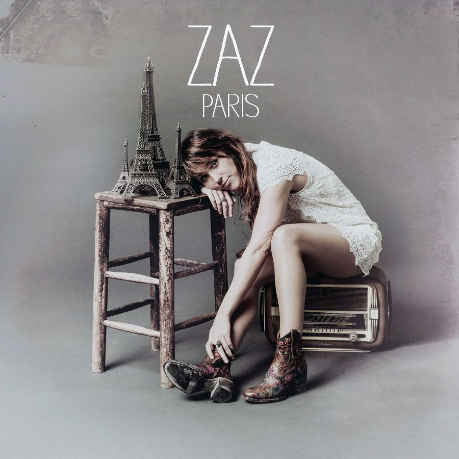 ZAZ – Paris (2 LP) cd диск zaz paris 1cd cyr