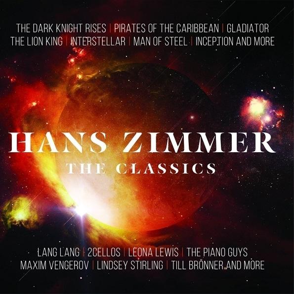 Hans Zimmer – The Classics (2 LP) кино последний герой lp