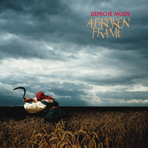 цена на Depeche Mode – A Broken Frame (LP)