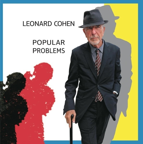 Leonard Cohen – Popular Problems (LP + CD) vildhjarta vildhjarta masstaden lp cd