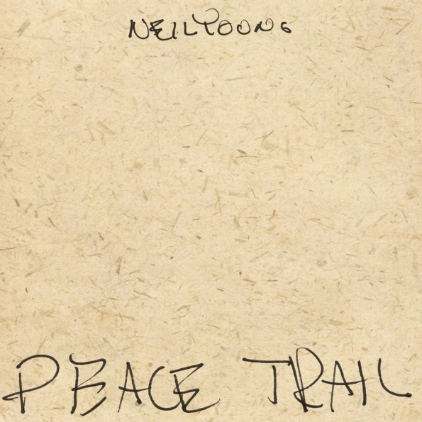 Neil Young – Peace Trail (LP)