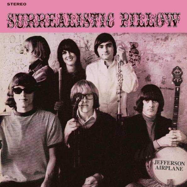 Jefferson Airplane – Surrealistic Pillow (LP)Виниловое переиздание второго и самого успешного альбома группы Jefferson Airplane. Оригинальная пластинка вышла в 1967 году и сразу принесла команде славу.<br>