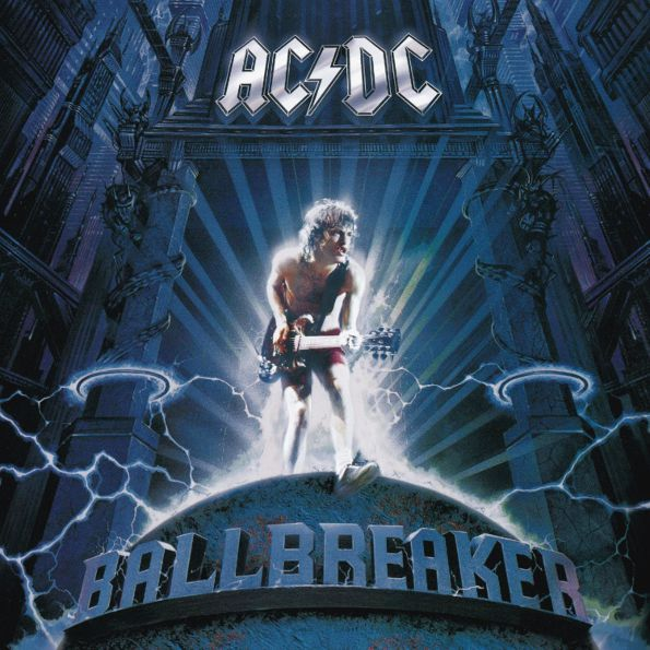 AC/DC – Ballbreaker (LP) мультиметр uyigao ac dc ua18