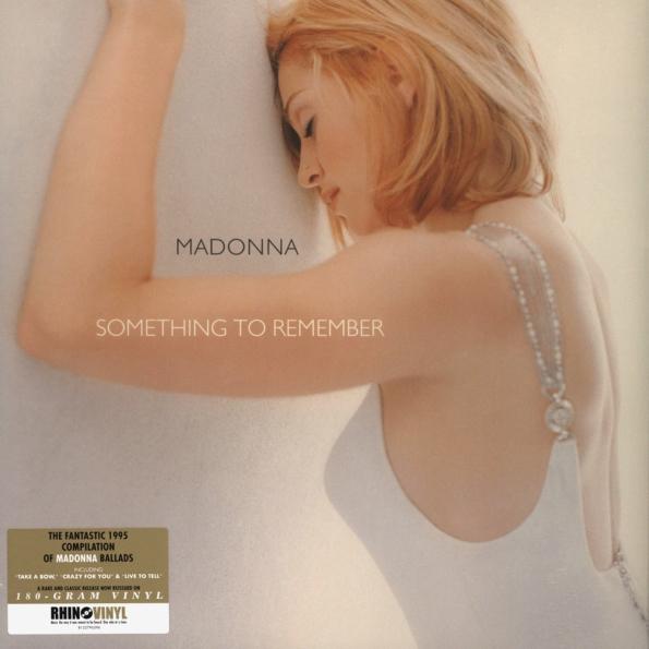Madonna – Something To Remember (LP) madonna – music lp