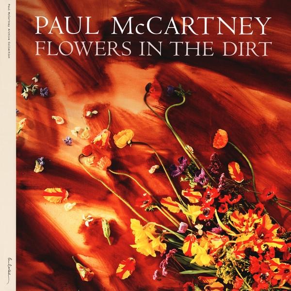 Paul Mccartney – Flowers In The Dirt (2 LP) paul mccartney the biography