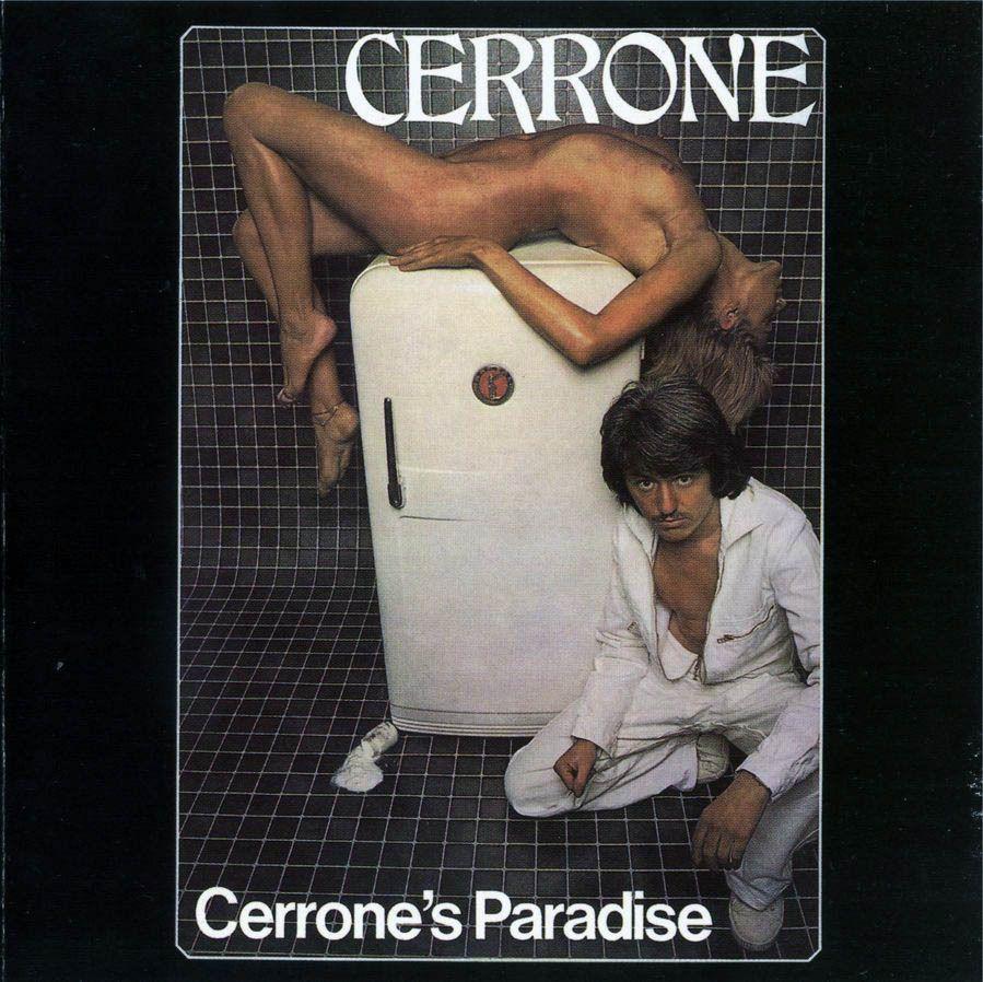 Cerrone – Cerrones Paradise (LP)Cerrones Paradise – студийный альбом Cerrone, исполнителя в стиле диско.<br>