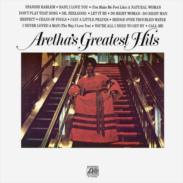 Aretha Franklin – Aretha's Greatest Hits (LP) энрике иглесиас enrique iglesias greatest hits deluxe edition cd dvd