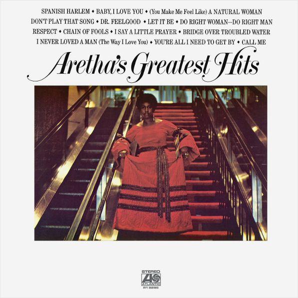 Aretha Franklin – Arethas Greatest Hits (LP)Arethas Greatest Hits – переиздание сборника главных хитов великой американской певицы Ареты Франклин.<br>