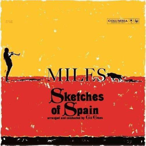 Miles Davis – Sketches Of Spain (LP)Sketches of Spain – альбом Майлза Дейвиса, записанный в 1959-1960 и выпущенный Columbia Records в 1960 году. Альбом посвящён культуре Испании и в б&amp;#243;льшей степени основан на заранее подготовленных оркестровках, в меньшей – на импровизации, чем какой-либо из альбомов Дейвиса этого периода.<br>