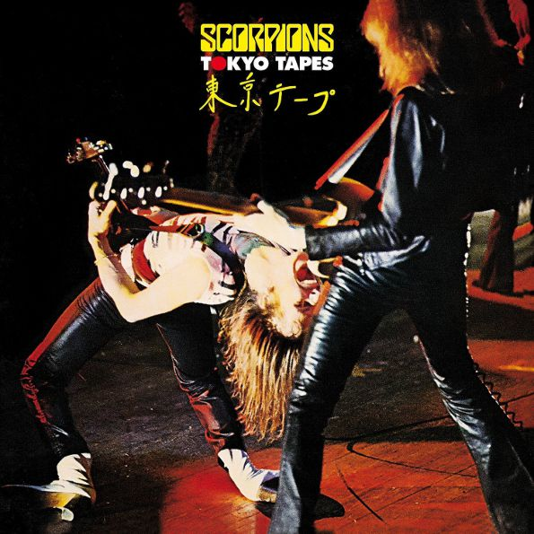 Scorpions – Tokyo Tapes. 50th Anniversary Deluxe Edition (2 LP + 2 CD) savage amusement 50th anniversary deluxe edition lp cd