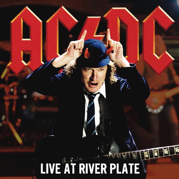 AC/DC – Live At River Plate (3 LP)Альбом Live At River Plate австралийской рок-группы AC/DC на 3 красных виниловых пластинках. Концертная пластинка записывалась во время тура в поддержку альбома Black Ice в Аргентине в 2009 году.<br>