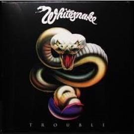 Whitesnake – Trouble (LP)Юбилейное, 35-летнее издание альбома Trouble от рок-группы Whitesnake. Именно с этой пластинки началась карьера музыкантов, первое издание приходится на 1978 год.<br>