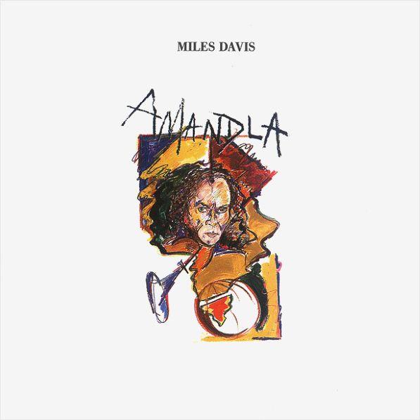 Miles Davis – Amandla (LP)Альбом великого джазмена Майлза Дэвиса «Amandla» вышел в 1989 году. Это была третья и последняя совместная работа Дэвиса со знаменитым бас-гитаристом и продюсером Маркусом Миллером.<br>