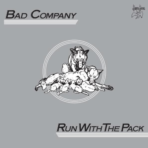 Bad Company – Run With The Pack (2 LP)Делюксовое переиздание третьего студийного альбома знаменитой британской рок-супергруппы Bad Company – Run With The Pack. Этот альбом вышел в 1976 году, занимал высокие строки в чартах Великобритании и США и был продан только в Америке тиражом более 3 млн. экземпляров.<br>