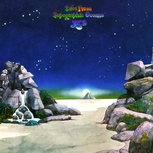 Yes – Tales From Topographic Oceans (2 LP) yes – topographic drama live across america 3 lp