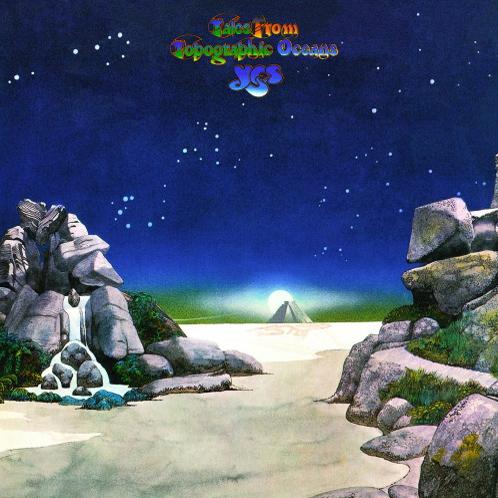 Yes – Tales From Topographic Oceans (2 LP)Ограниченное переиздание (180-грамовый винил) альбома Tales From Topographic Oceans британской рок-группы Yes.<br>
