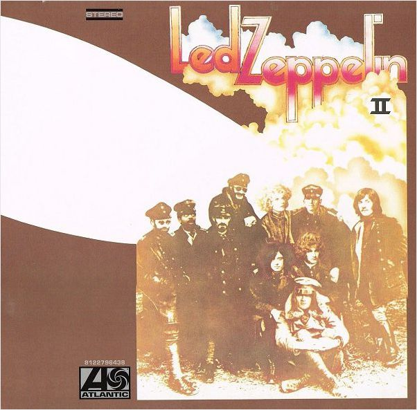 Led Zeppelin – Led Zeppelin II. Deluxe Edition (2 LP) led zeppelin led zeppelin led zeppelin ii 2 lp