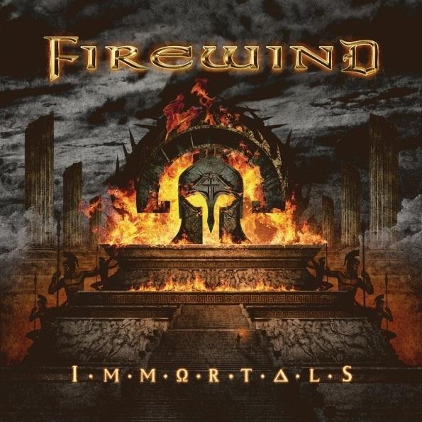 Firewind – Immortals (LP + CD)Греческая хэви-метал-группа Firewind выпустила свой новый, 8-й студийный альбом «Immortals». Эта концептуальная работа посвящена легендарным греческим сражениям прошлого.<br>