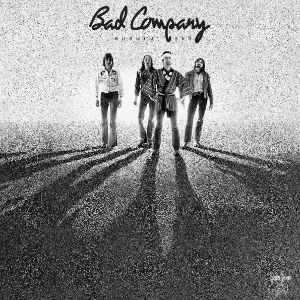 Bad Company – Burnin' Sky (2 LP) bad company bad company rock n roll fantasy the very best of bad company 2 lp