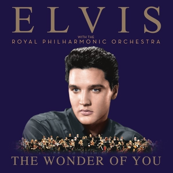 Elvis Presley With The Royal Philharmonic Orchestra – The Wonder Of You (2 LP) elvis presley elvis gold 2 lp