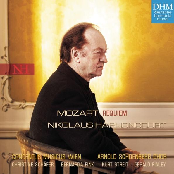 Nikolaus Harnoncourt – Mozart: Requiem (2 LP) mozart requiem