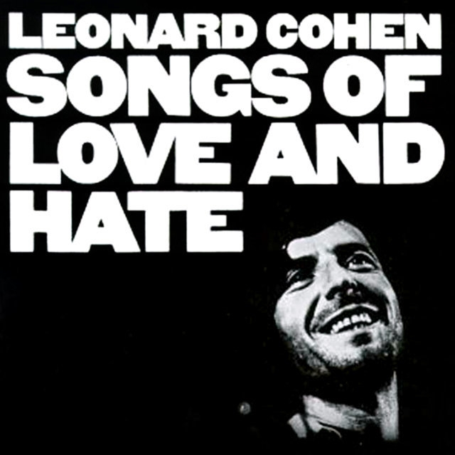 Leonard Cohen – Songs Of Love And Hate (LP) leonard cohen – songs from a room lp