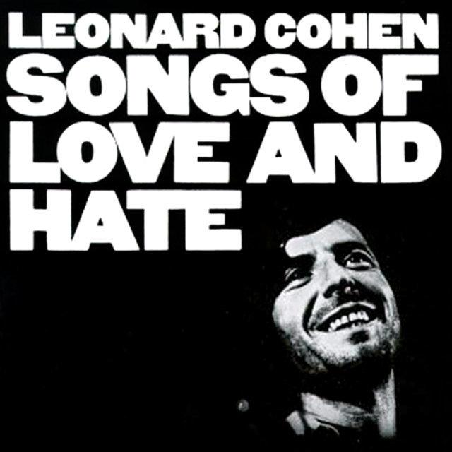 Leonard Cohen – Songs Of Love And Hate (LP)Переиздание Songs of Love and Hate, третьего студийного альбома Леонарда Коэна, изданного впервые в 1971 году.<br>