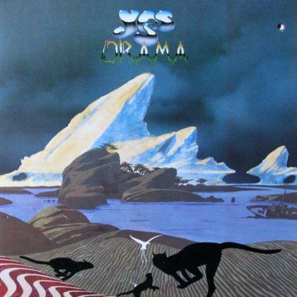 Yes – Drama (LP)Переиздание альбома Drama британской рок-группы Yes. Оригинальная пластинка вышла в 1980 году, достигла второй позиции в британском и 18-ой в американском чарте.<br>
