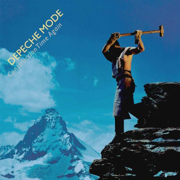 Depeche Mode – Construction Time Again (LP)Переиздание на 180-грамовом виниле альбома Construction Time Again британской группы Depeche Mode. Третий студийный альбом вышел в 1983 году, в Британии он поднялся на шестую строку чарта, получил золотой статус в Британии и Германии.<br>