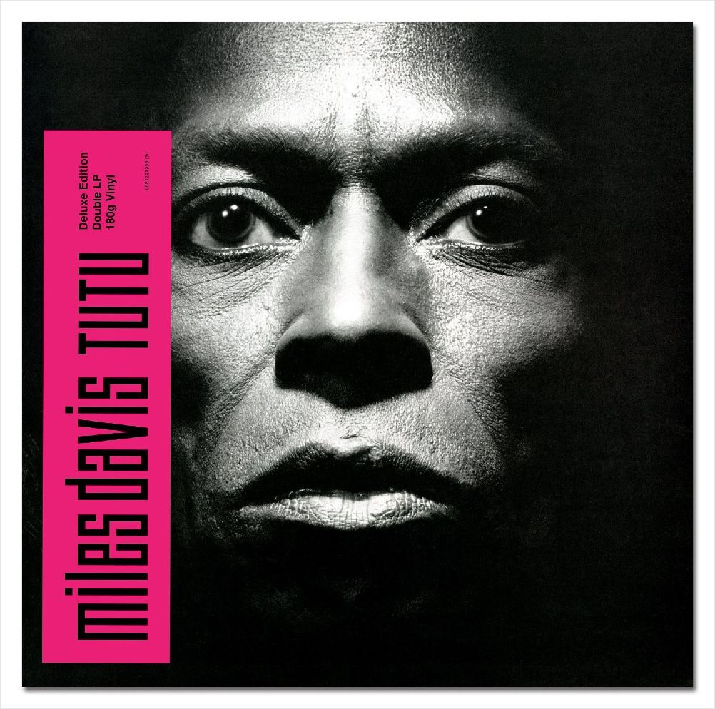 Miles Davis – Tutu (2 LP)Miles Davis – Tutu – переиздание классического альбома 1985 года. Расширенное издание включает ранее не выходившую запись концерта в Ницце в 1986 году.<br>