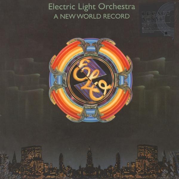 Electric Light Orchestra – A New World Record (LP)A New World Record – переиздание шестого студийного альбома британской группы Electric Light Orchestra, вышедшего в сентябре 1976 года.<br>