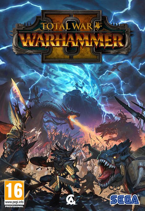 Total War: Warhammer II [PC-DVD]Закажите игру Total War: Warhammer II до 17:00 часов 26 сентября 2017 года  и получите в подарок дополнение Total War: Warhammer – Norsca DLC для Total War: Warhammer.<br>