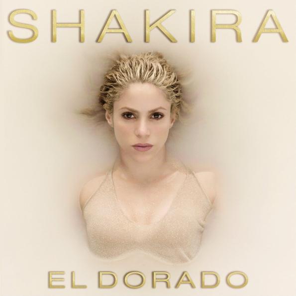 Shakira – El Dorado (CD)