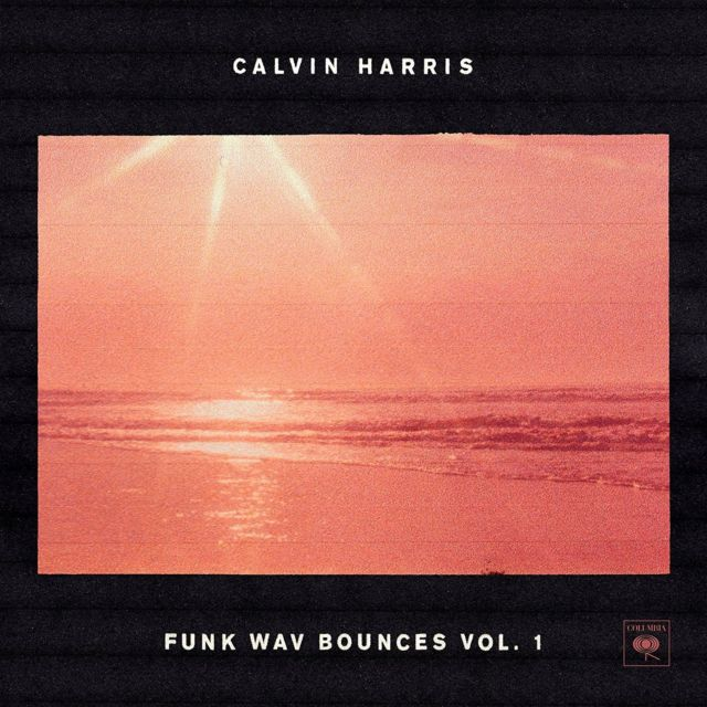 Calvin Harris – Funk Wav Bounces. Vol. 1 (LP)