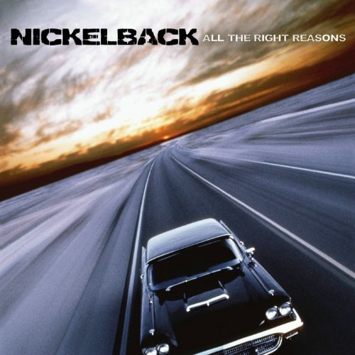 Nickelback – All The Right Reasons (LP) cd диск nickelback the triple album collection vol 2 all the right reasons dark horse here and now 3 cd