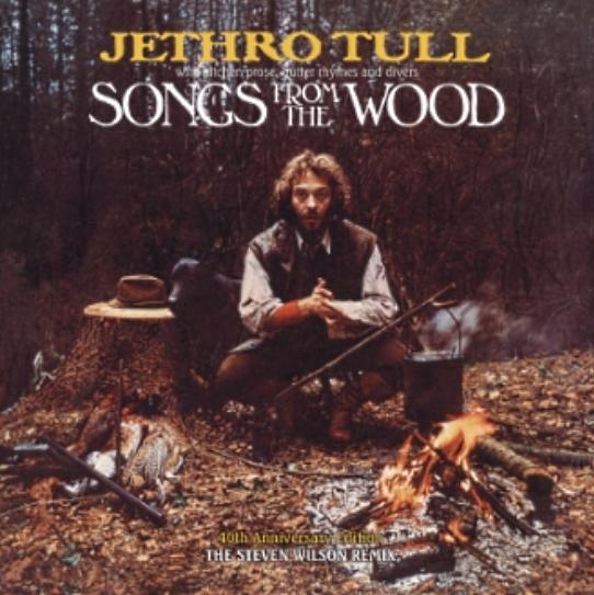 Jethro Tull – Songs From The Wood (LP)Юбилейное ремастированное переиздание альбома 1977 года Songs From the Woods британской рок-группы Jethro Tull на 180-граммовом виниле.<br>