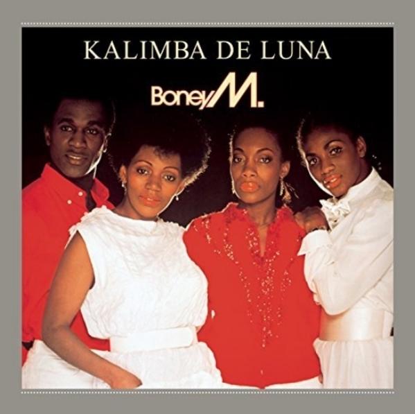 Boney M – Kalimba De Luna (LP)Переиздание студийного альбома 1984 года Kalimba De Luna группы Boney M.<br>