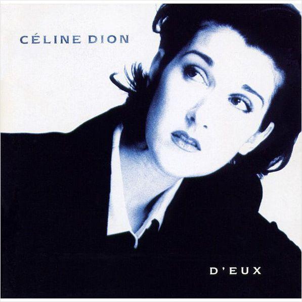 Celine Dion – D'eux (LP) celine нарядный галстук в полоску celine 59259