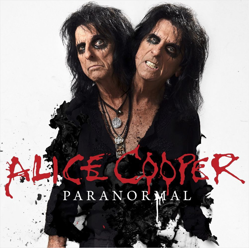 Alice Cooper – Paranormal (2 CD)