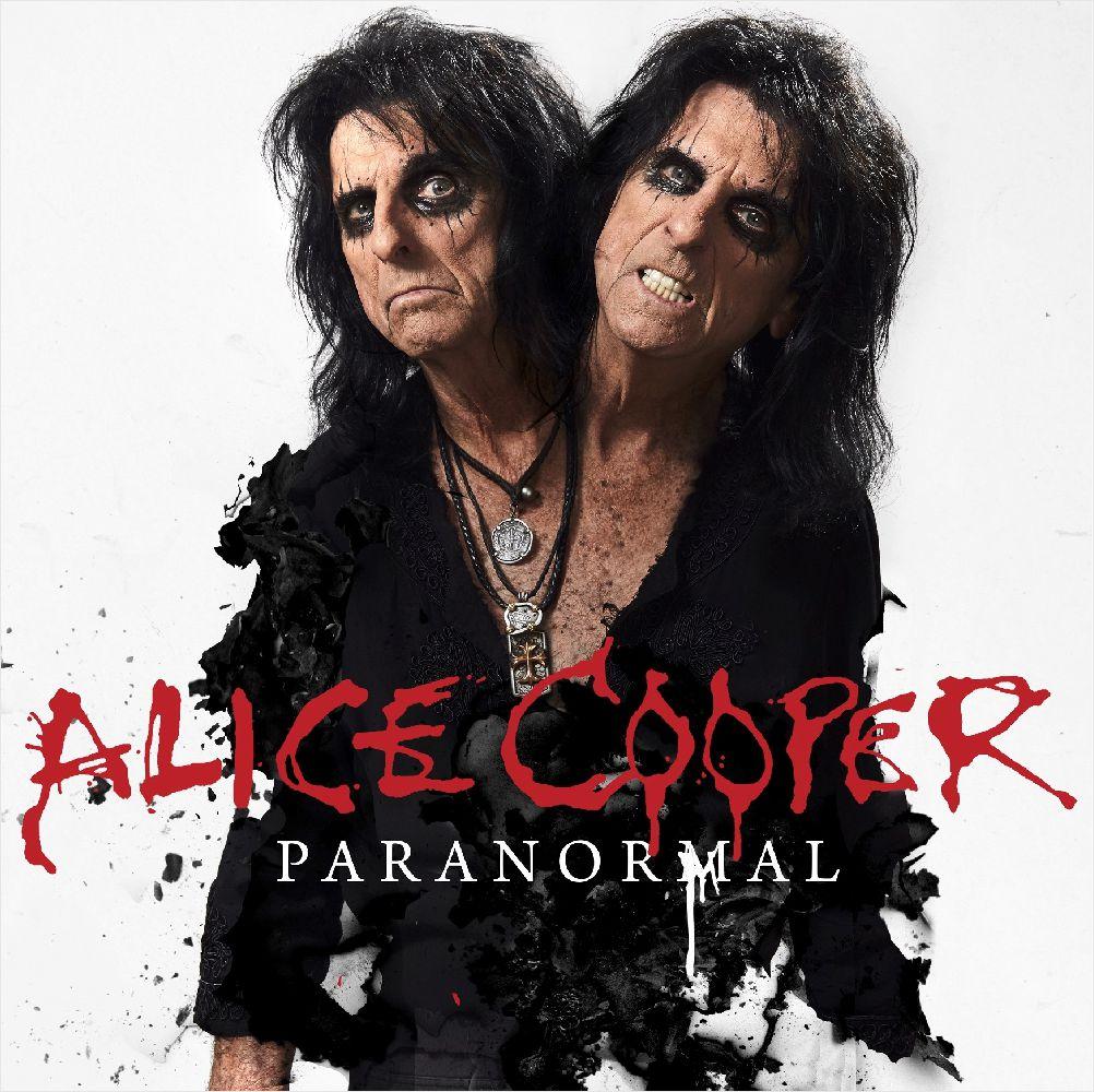 Alice Cooper – Paranormal (2 LP)Alice Cooper – Paranormal &amp;ndash; первый за шесть лет студийный альбом знаменитого шок-рокера выйдет на лейбле earMUSIC.<br>