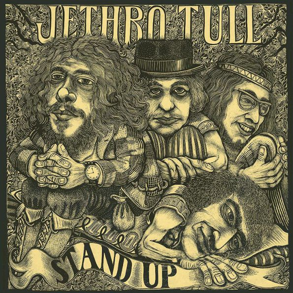 Jethro Tull – Stand Up (CD) jethro tull jethro tull thick as a brick
