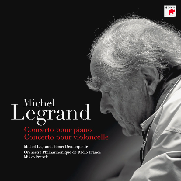 Michel Legrand & Orchestre Philharmonique De Radio France – Concerto Pour Piano, Concerto Pour Violoncelle (2 LP) иегуди менухин карита маттила orchestre philharmonique de radio france ютако садо choeur de radio france yutaka sado bernstein kaddish