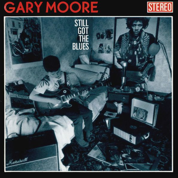 Gary Moore – Still Got The Blues (LP)Gary Moore – Still Got The Blues – переиздание на виниле студийного альбома Гэри Мура, вышедшего в 1990 году.<br>
