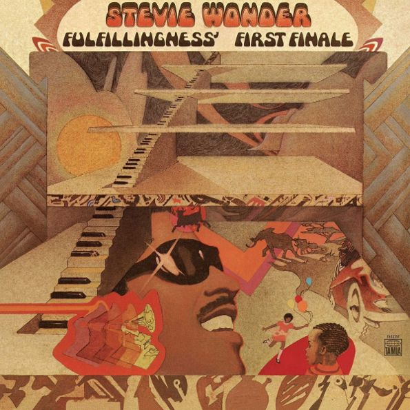 Stevie Wonder – Fulfillingness' First Finale (LP)Stevie Wonder – Fulfillingness' First Finale – переиздание на виниле студийного альбома Стиви Уандера, вышедшего в 1974 году.<br>