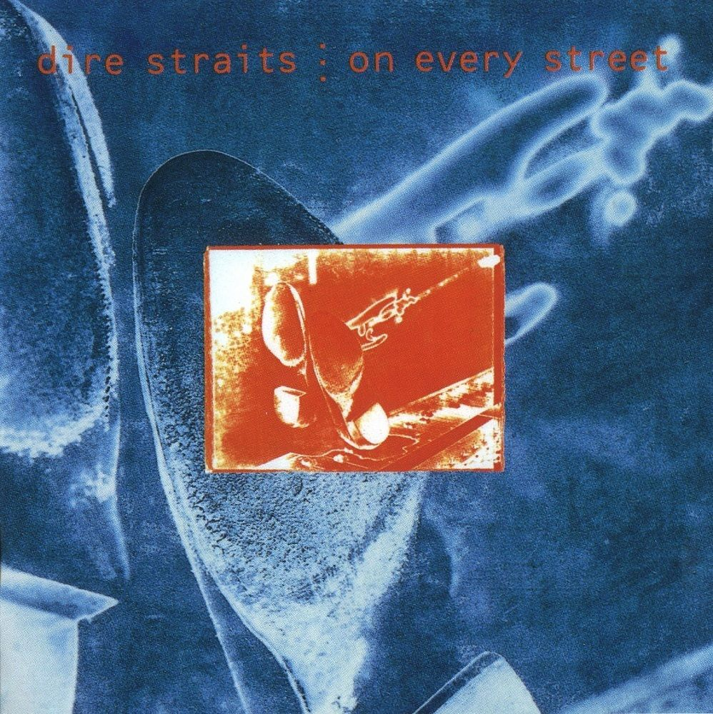 Dire Straits – On Every Street (2 LP) dire straits dire straits mark knopfler the best of 2 lp
