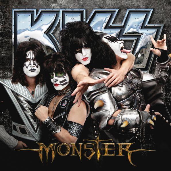 Kiss – Monster (LP) детские наклейки монстер хай monster high альбом наклеек
