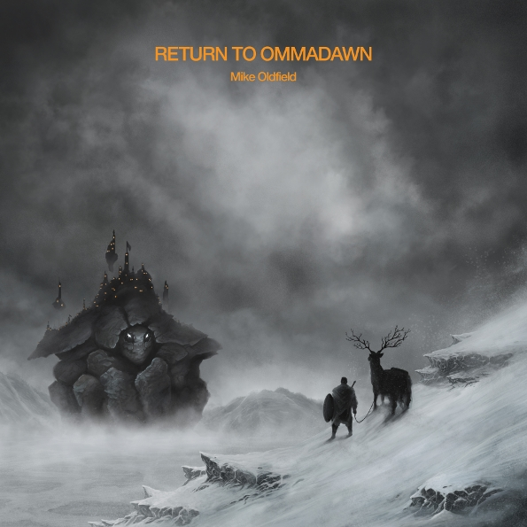 Mike Oldfield – Return To Ommadawn (LP) mike oldfield mike oldfield voyager