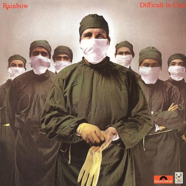 Rainbow – Difficult To Cure (LP)Rainbow – Difficult To Cure – переиздание пятого студийного альбома 1981 года. Пластинка состоит из 9 композиций (включая хит «I Surrender» авторства Расса Балларда). Первый альбом Блэкмора, направленный на коммерческую реализацию (он сам признавался, что старался сделать звучание, похожее на Foreigner).<br>